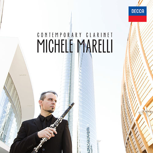 Contemporary Clarinet by Michele Marelli