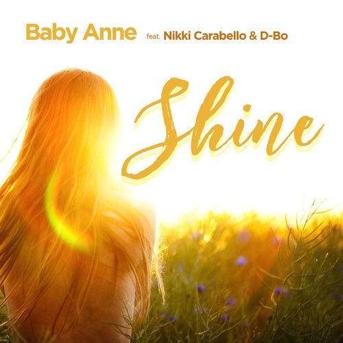 Shine (feat. Nikki Carabello & D-Bo) von Baby Anne