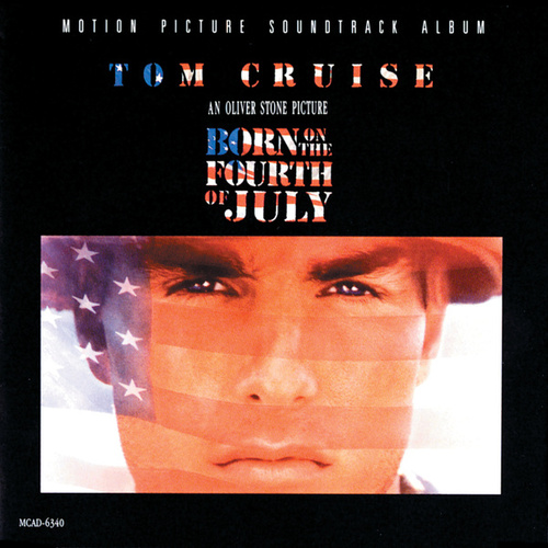 Born On The Fourth Of July (Original Motion Picture Soundtrack) de Various Artists