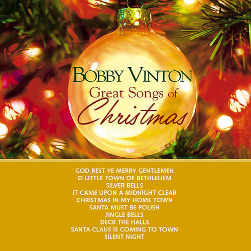 Great Songs of Christmas by Bobby Vinton