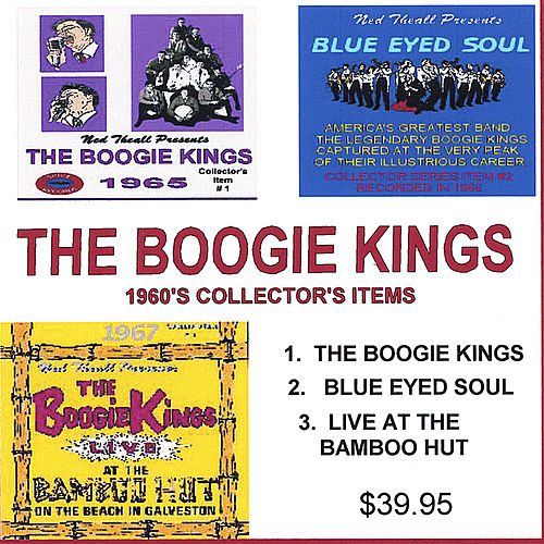 Collector's Items Compilation de The Boogie Kings