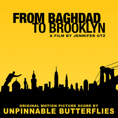 From Baghdad to Brooklyn (Original Motion Picture Score) by Max Gabriel