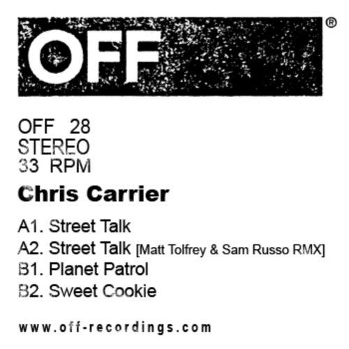 Street Talk - Single von Chris Carrier
