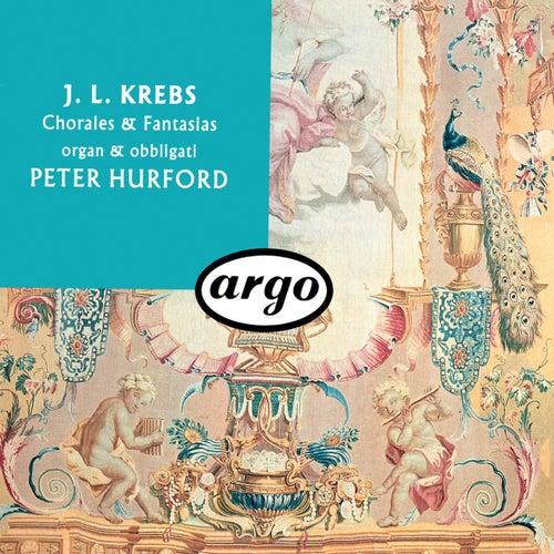 Krebs: Chorales & Fantasias by Peter Hurford