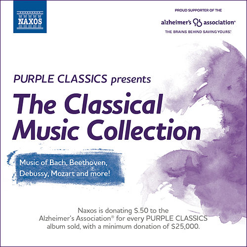 Purple Classics Presents: The Classical Music Collection by Various Artists