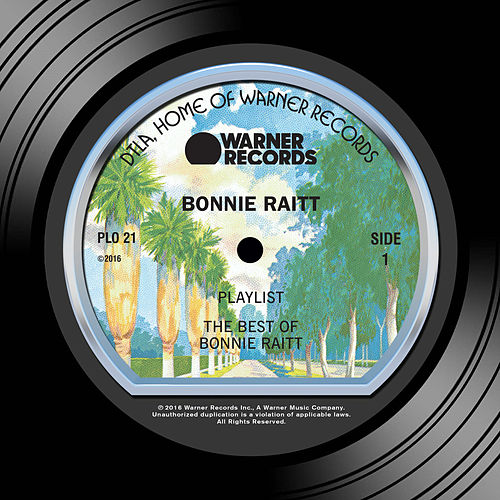 Playlist: The Best Of The Warner Bros. Years (Remastered) by Bonnie Raitt