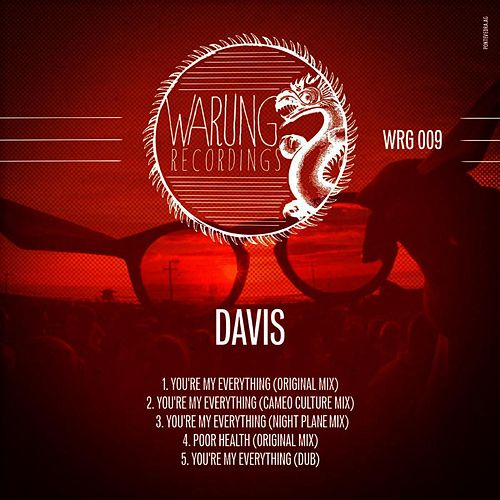 You're My Everything by Davis?