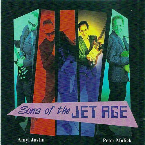 Sons of the Jet Age de Sons Of The Jet Age