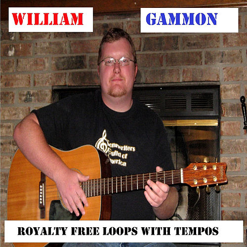 Royalty Free Loops With Tempo by William Gammon : Napster