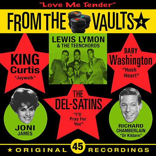 Love Me Tender - From the Vaults by Various Artists