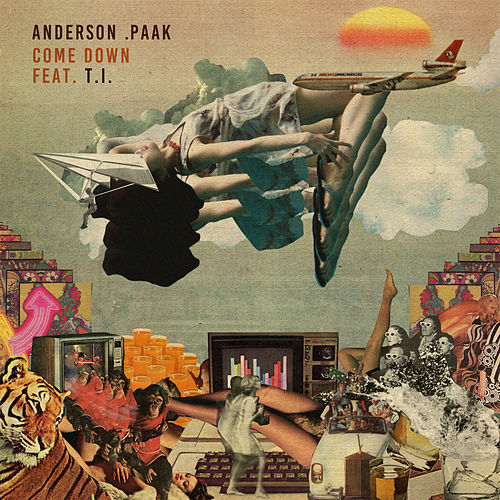 Come Down (feat. T.I.) by Anderson .Paak
