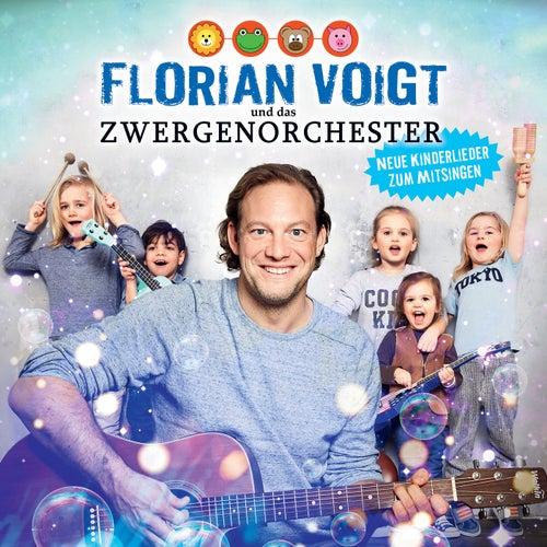 Neue Kinderlieder zum Mitsingen von Florian Voigt und das Zwergenorchester