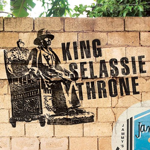 King Selassie Throne by Various Artists