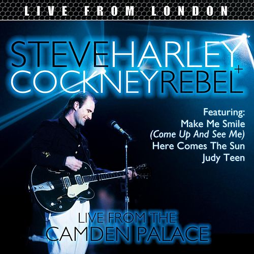 Live From London de Steve Harley