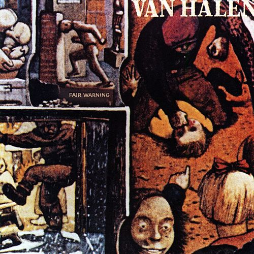 Fair Warning von Van Halen