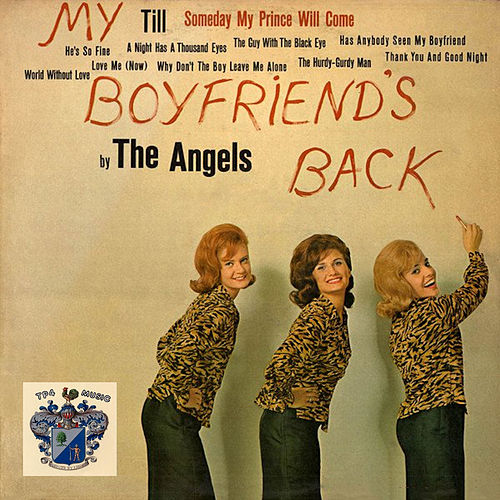 My Boyfriend's Back de The Angels