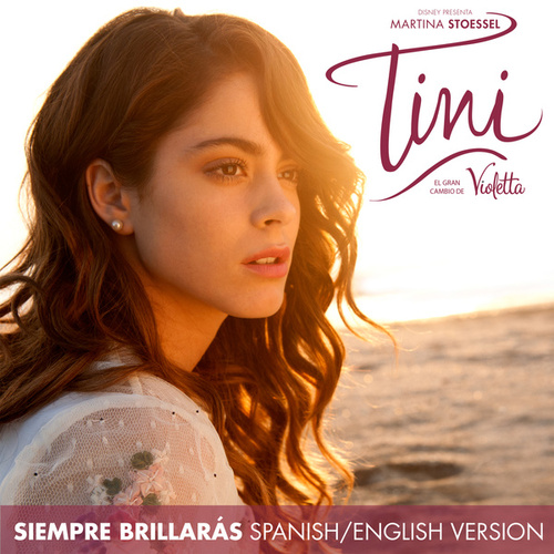 Siempre Brillarás (Spanish/English Version) de TINI