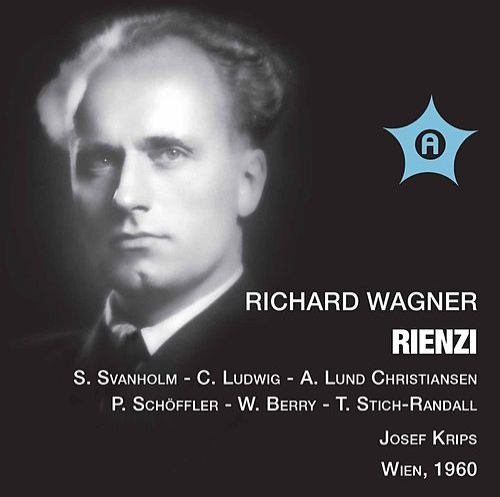 Wagner: Rienzi de Set Svanholm