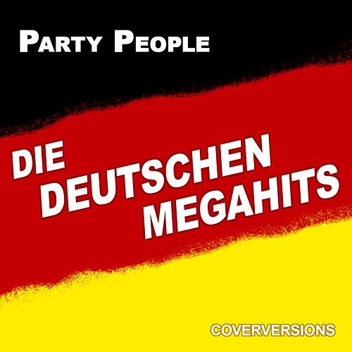 Deutsche Megahits by Various Artists