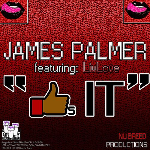 Likes It (feat. LivLove) von James Palmer