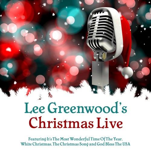 Lee Greenwood's Christmas (Live) by Lee Greenwood