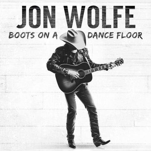 Boots on a Dance Floor by Jon Wolfe