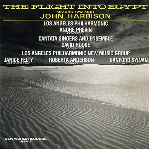 John Harbison: Flight Into Egypt von Various Artists