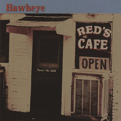Red's Cafe von Hawkeye