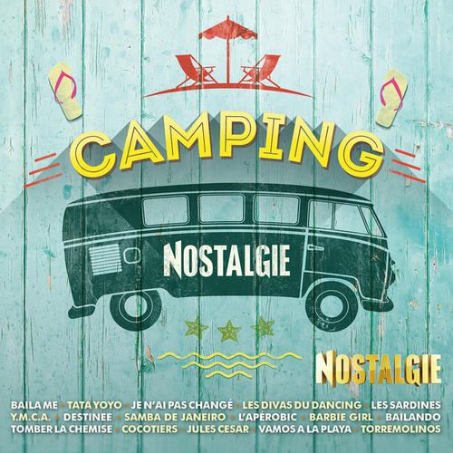 Nostalgie Camping de Various Artists