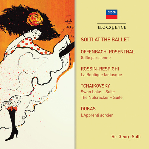 Solti At The Ballet by Sir Georg Solti