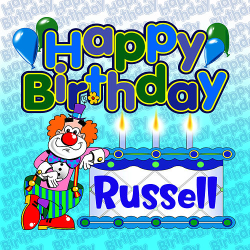 Happy Birthday Russell von The Birthday Bunch