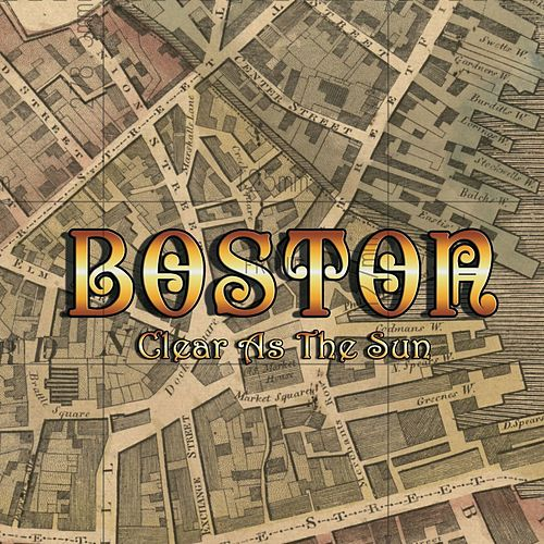 Clear As The Sun (Live) von Boston