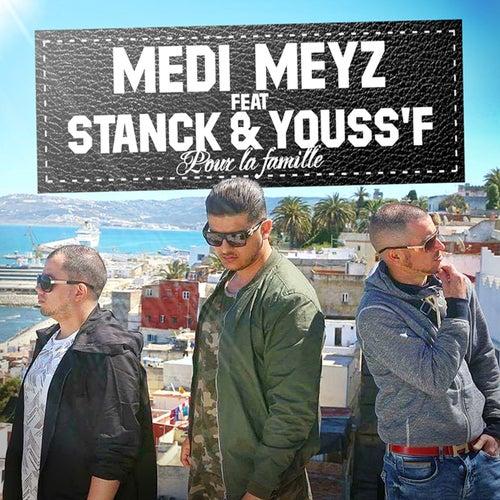 Pour la famille de Medi Meyz