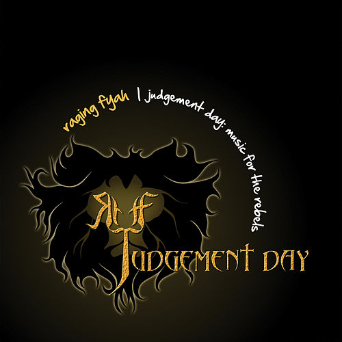 Judgement Day von Raging Fyah