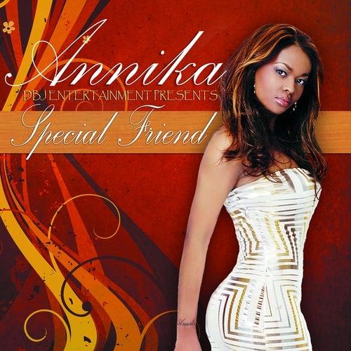 Special Friend by Annika