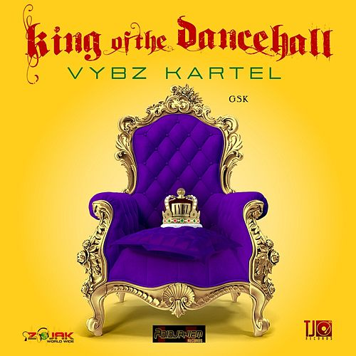 King Of The Dancehall de VYBZ Kartel