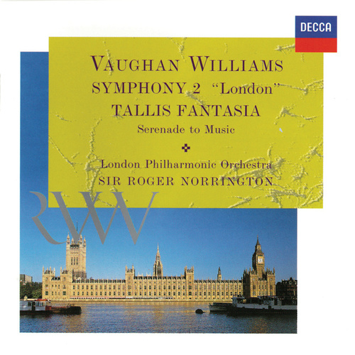 Vaughan Williams: Symphony No.2; Tallis Fantasia; Serenade To Music von Roger Norrington