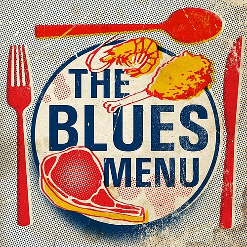 The Blues Menu de Various Artists