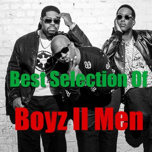 Best Selection Of Boyz II Men de Boyz II Men