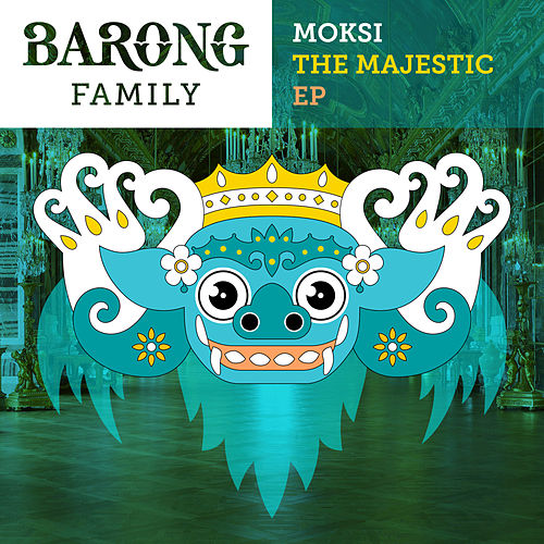 The Majestic EP de Moksi