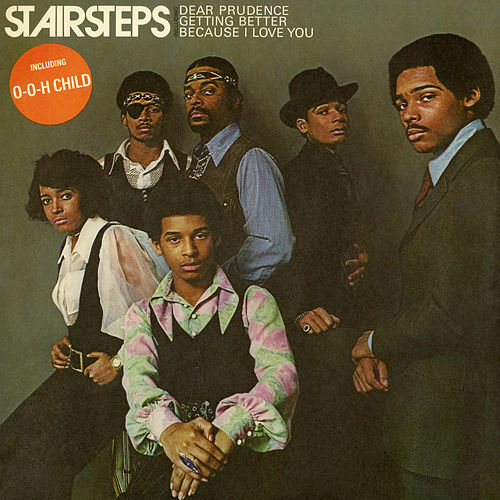 Stairsteps (Bonus Track Version) fra The Five Stairsteps