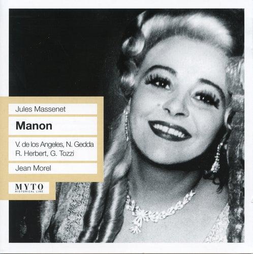 Massenet: Manon (1959) de Victoria De Los Angeles