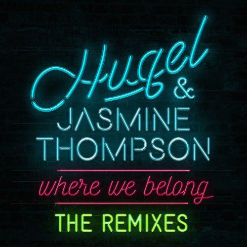 Where We Belong (The Remixes) de Jasmine Thompson