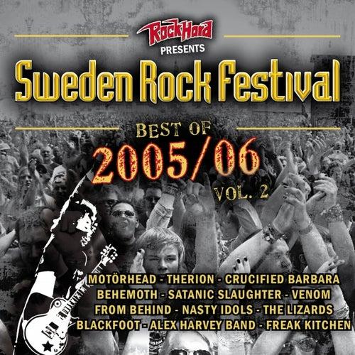Sweden Rock Festival - Best Of 2005-2006 Vol.2 von Various Artists