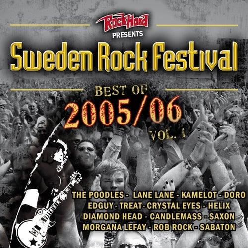 Sweden Rock Festival - Best Of 2005-2006 Vol.1 de Various Artists