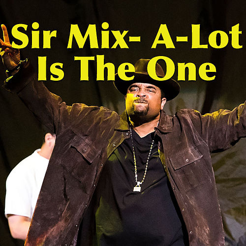 Sir Mix-A-Lot Is The One by Sir Mix-A-Lot