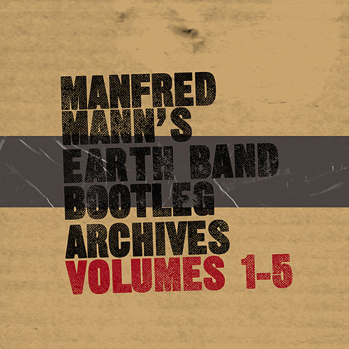 Bootleg Archives, Vols. 1-5 (Live Recordings) by Manfred Mann