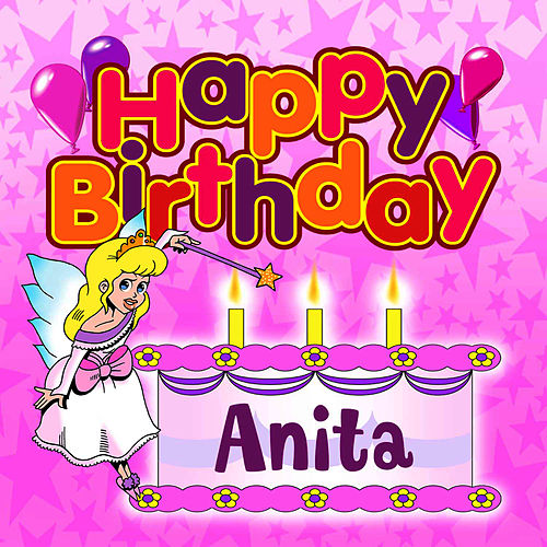 Happy Birthday Anita von The Birthday Bunch