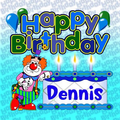 Happy Birthday Dennis von The Birthday Bunch