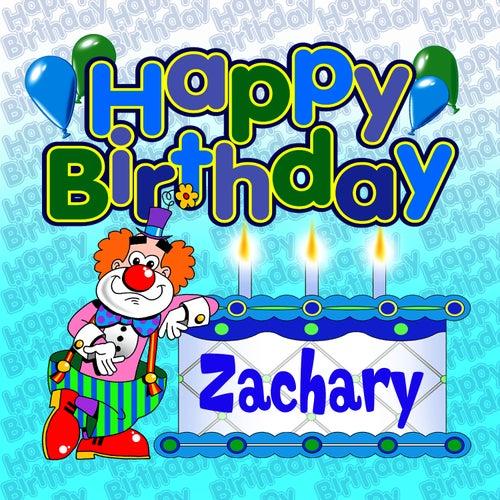Happy Birthday Zachary von The Birthday Bunch